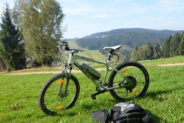 E-Bike-Region Sankt Englmar